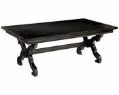 Hekman Black Coffee Table HE-14105
