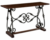 Hekman Console Table Gothic HE-27112