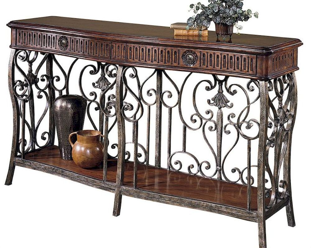 Hekman Console Table Loire Valley He 722100041
