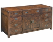 Hekman Credenza in Campaign HE-79202