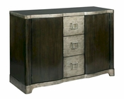 Hekman Door Chest w/ Drawers Serpentine HE-27444
