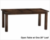 Hekman Gathering Height Table Harbor Springs HE-942507RH