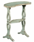Hekman Kidney Shape Side Table HE-27305
