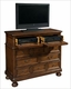 Hekman Media Chest on Chest Vintage European HE-23261