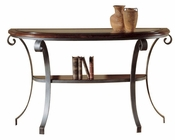 Hekman Metal Sofa Table HE-729366081