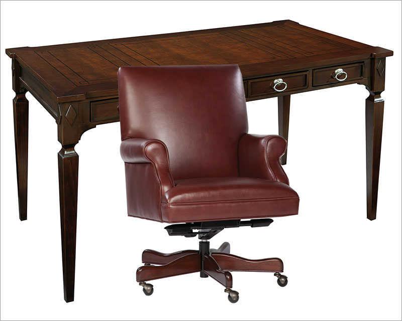 hekman office set new traditions he 951249nt set