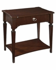 Hekman One-Drawer Nightstand New Traditions HE-951263NT