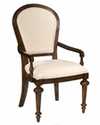 Hekman Oval Back Arm Chair Charleston Place HE-942704CP (Set of 2)