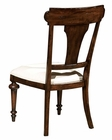 Hekman Panel Back Side Chair Charleston Place HE-942707CP (Set of 2)