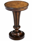 Hekman Pedestal Accent Table HE-27282