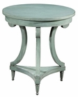 Hekman Round Painted Table HE-27308