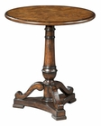 Hekman Round Pedestal Table HE-27306