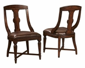 Hekman Side Chair Havana HE-81231