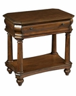 Hekman Single Drawer Nightstand Vintage European HE-23265
