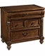 Hekman Three Drawer Nightstand Vintage European HE-23264
