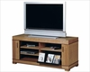 Hekman TV Stand w/ Adjustable Shelves HE-74040