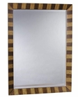 Hekman Walnut / Ebony Mirror HE-11513