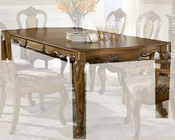 Heritage Brands Furniture Dining Table Big Bend HB4492TABLE
