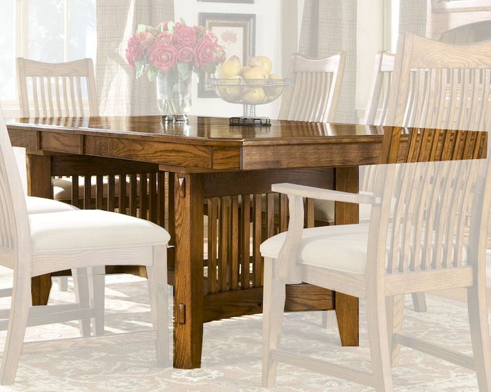 Heritage brands furniture dining table pasadena revival hb42106table Home brands furniture trentham