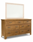 Heritage Brands Furniture Dresser Grand Lodge HB7407