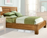 Heritage Brands Furniture Slat Bed Grand Lodge HB7425BED