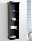 Hewitt 12in Espresso Side Cabinet by Virtu USA VU-ESC-504-ES