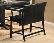 Homelegance 2 Seater Counter Height Chair Papario EL-5351-24TS