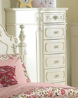 Homelegance 7-Drawer Tall Chest Cinderella EL-1386-12