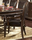 Homelegance Arm Chair Palace EL1394A (Set of 2)