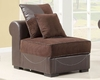 Homelegance Armless Chair Lamont Modular EL-9733-AC