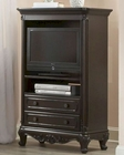 Homelegance Armoire Cinderella in Dark Cherry EL-1386NC-7