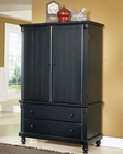 Homelegance Armoire Pottery EL-875-7