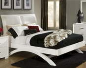 Homelegance Bed Astrid in White EL1313WBED