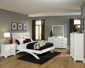 Homelegance Bedroom Set Astrid in White EL1313WSET