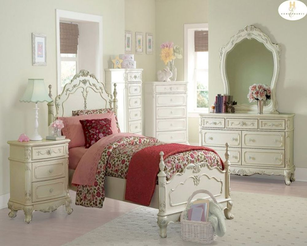 . Homelegance Bedroom Set Cinderella EL 1386SET