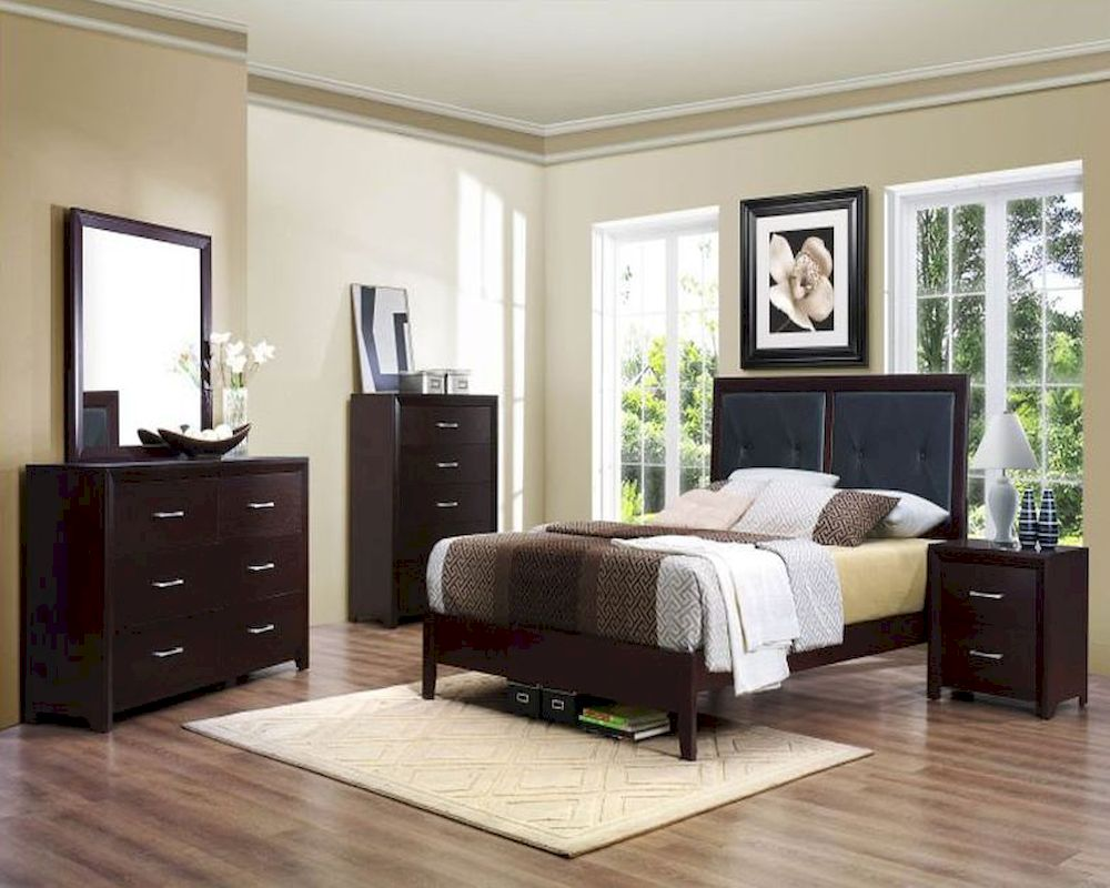Homelegance Bedroom Set Edina El 2145set