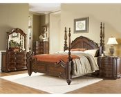 Homelegance Bedroom Set in Warm Brown Prenzo EL1390-1SET