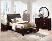 Homelegance Bedroom Set Lyric EL-1737NCSET