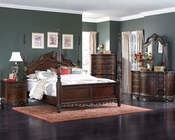 Homelegance Bedroom Set w/ Poster Bed Deryn Park EL2243SET