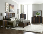 Homelegance Bedroom Set w/ Storage Bed Zeigler EL2294SET