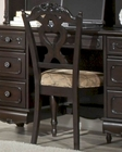 Homelegance Chair Cinderella in Dark Cherry EL-1386NC-11C