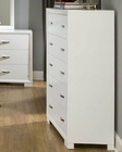 Homelegance Chest Astrid in White EL1313W-9