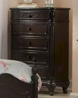 Homelegance Chest Cinderella in Dark Cherry EL-1386NC-9