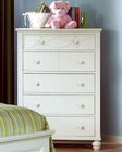 Homelegance Chest Sanibel in White EL2119W-9