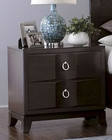 Homelegance Contemporary Night Stand Edmonston EL2222-4