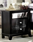 Homelegance Contemporary Night Stand Jacqueline EL2299-4