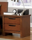 Homelegance Contemporary Night Stand Kobe EL2218-4