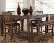 Homelegance Counter Height Dining Set Kirtland EL-1399-36-SET