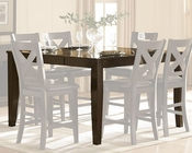 Homelegance Counter Height Table Crown Point EL1372-36