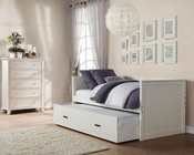 Homelegance Day Bed w/ Trundle Clover EL-572WT-1-BED